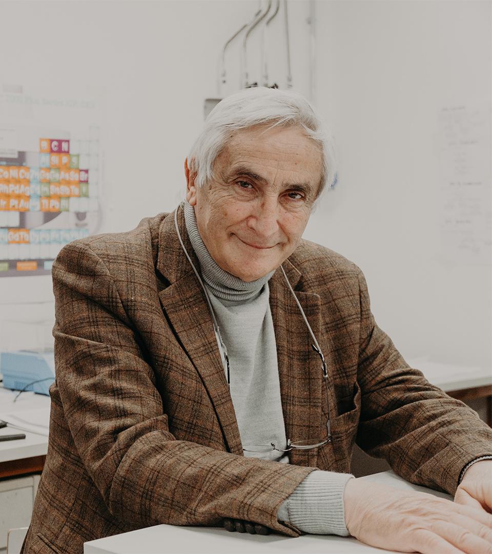 Sergio Mastroianni - Fondatore Osi