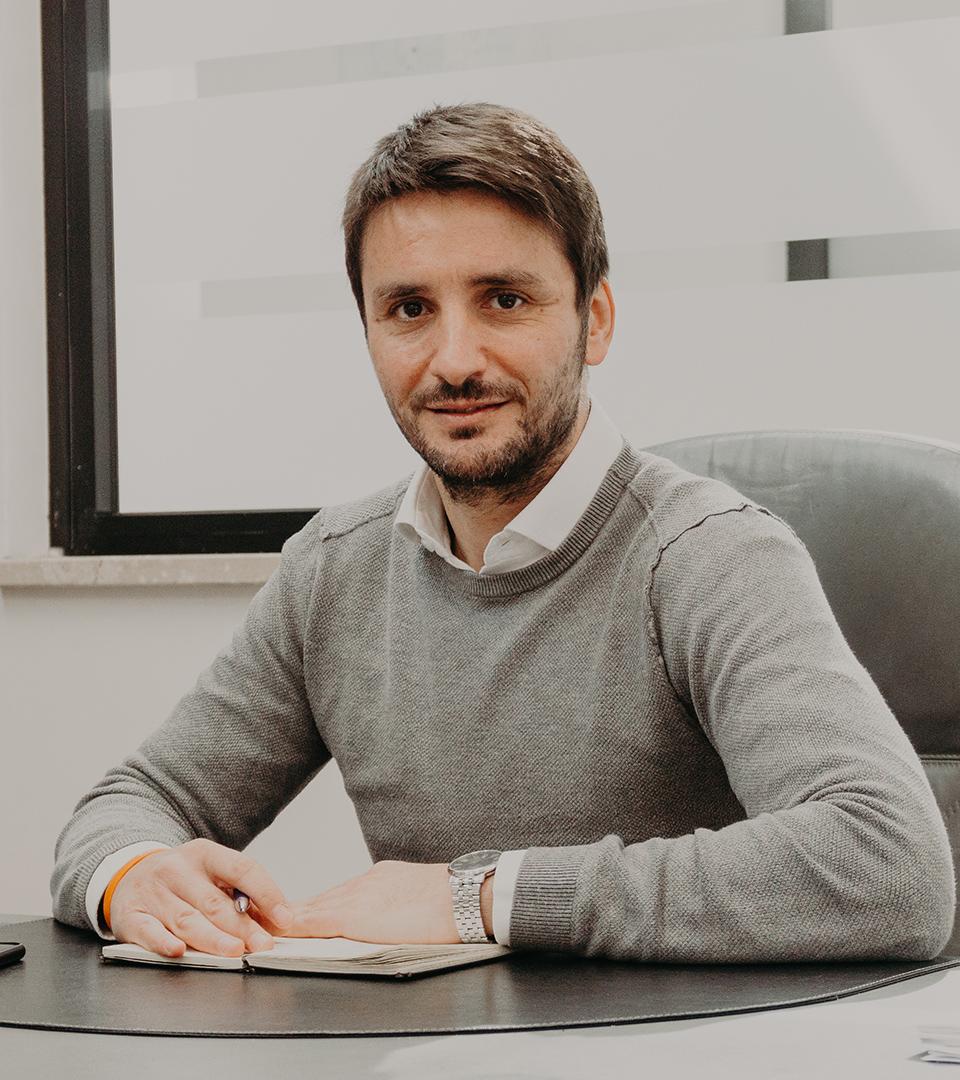 Alessio Mastroianni - C.E.O.